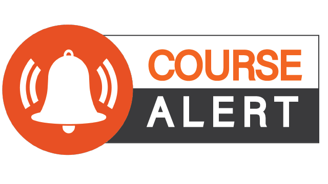 Course Alert