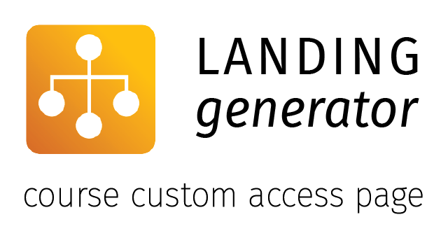 Landing Generator