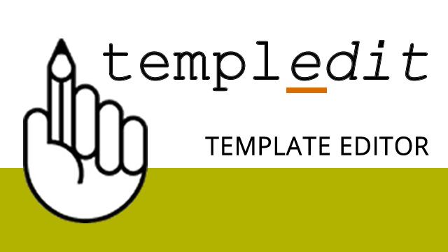 Templedit